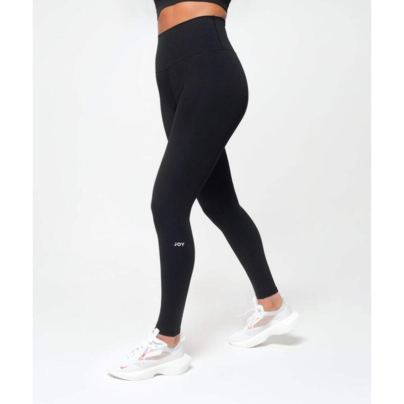 Legging Taille Haute Soft Touch - Onyx
