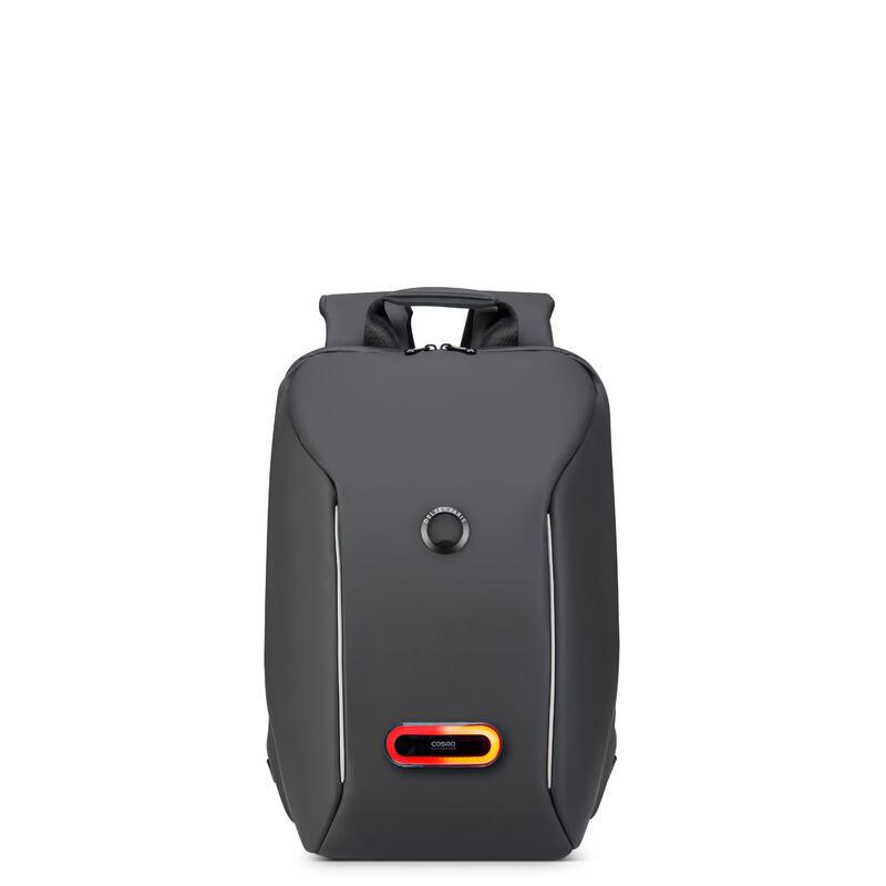 Securain Connected - La mochila con iluminación conectada para los habitantes de