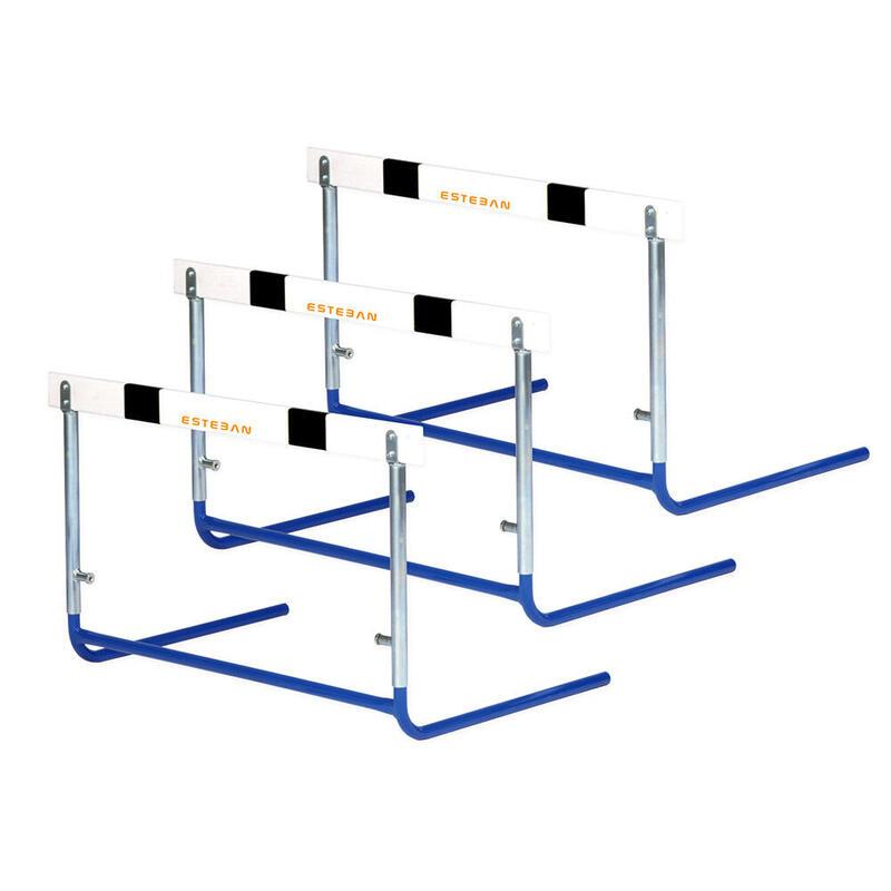 Valla de atletismo infantil (set 3 unidades)