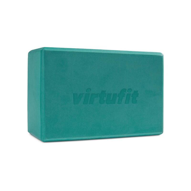 VirtuFit Premium Yoga Blok - Ocean Green