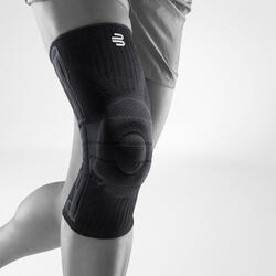 Sports Knee Support - ALL BLACK