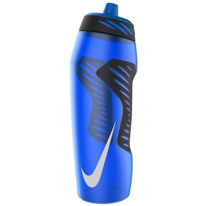 NIKE WATER BOTTLE HYPERFUEL 32oz-BLUE/WHITE