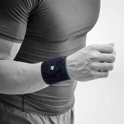Sports Wrist Strap - Black