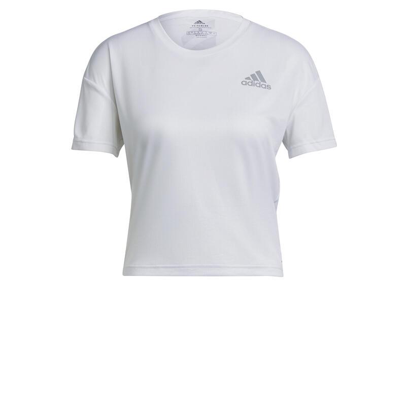 T-shirt femme adidas Fast Primeblue