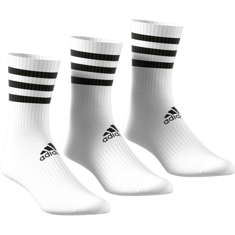 Chaussettes adidas 3-Stripes Cushioned 3 Pairs
