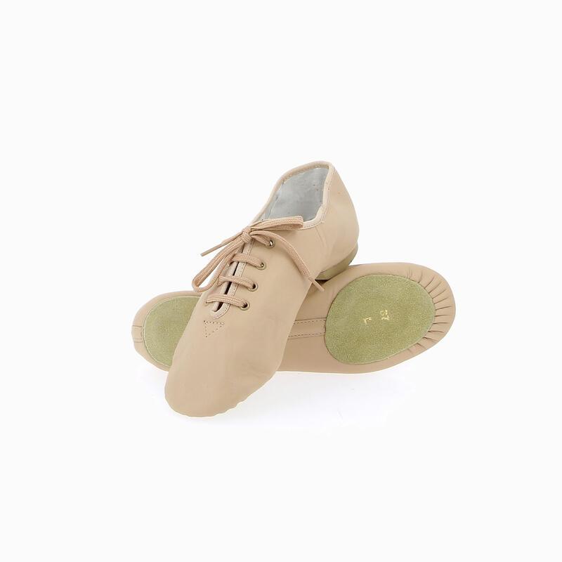 GALION - Zapato de baile de jazz de cuero
