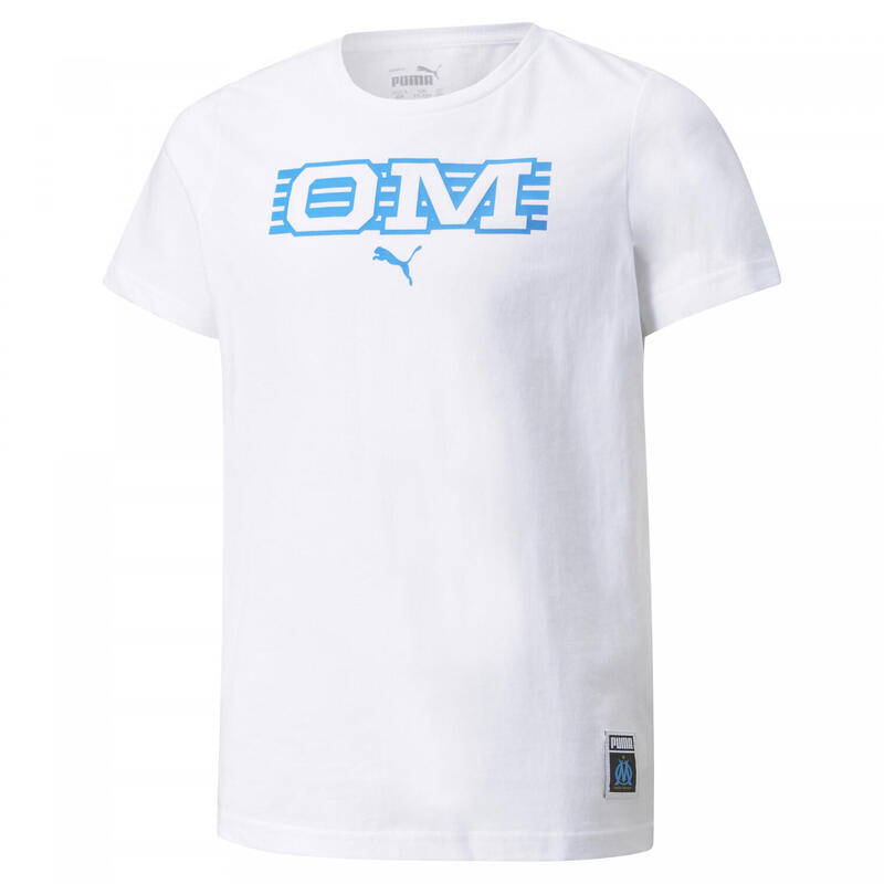 T-shirt enfant OM Ftblcore