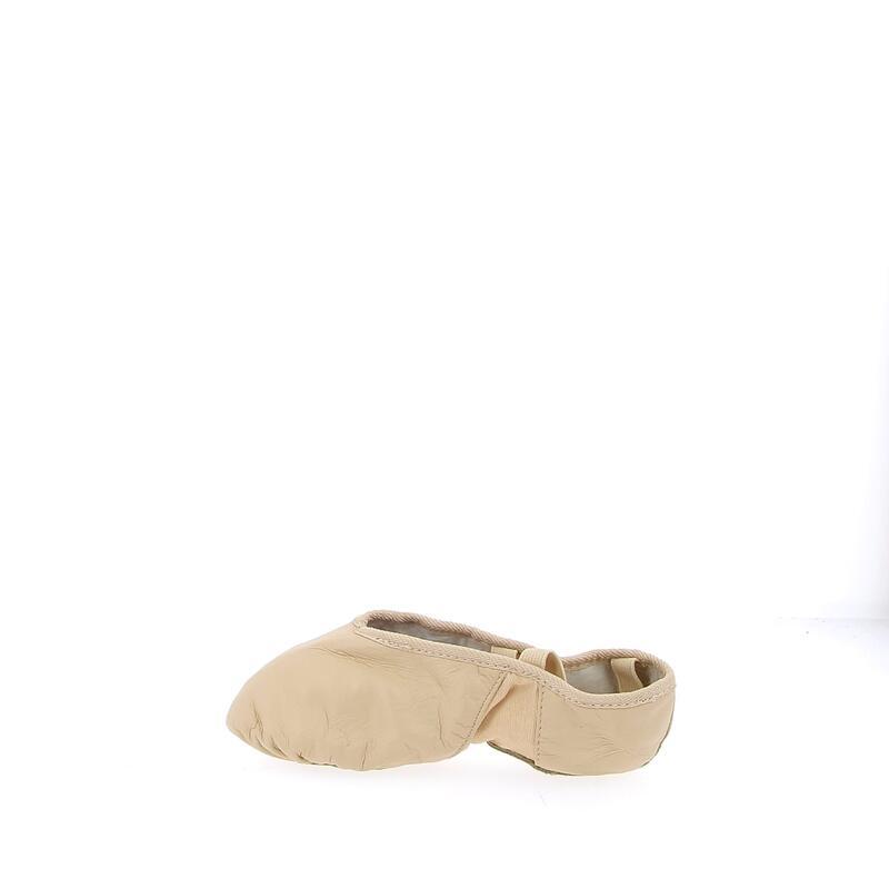 IDOL - Media piel con inserción de tejido elástico