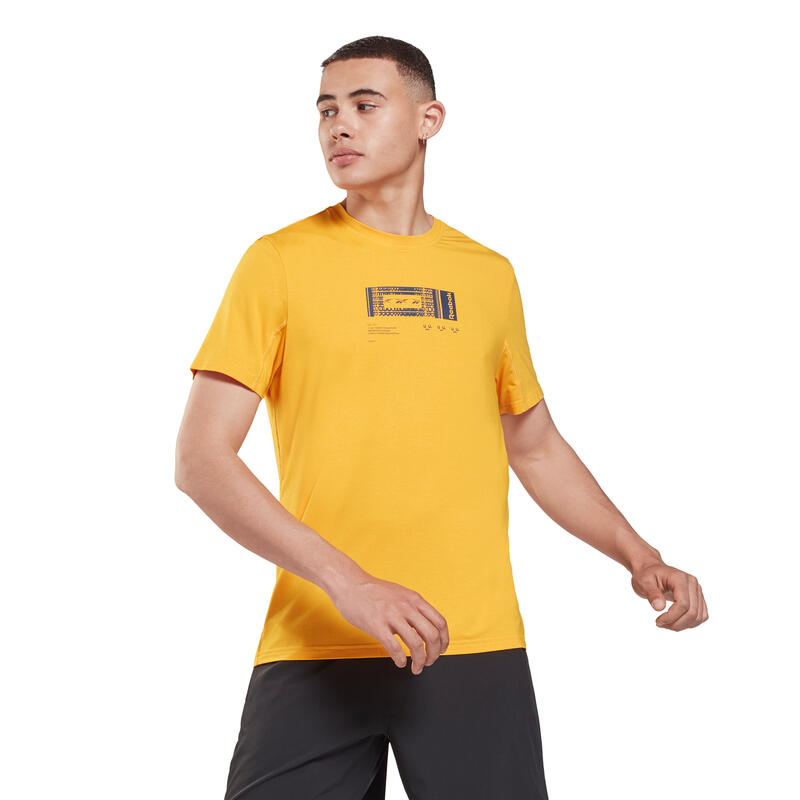 T-shirt Reebok Activchill+DreamBlend