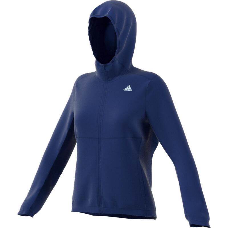 Sweatshirt à capuche femme adidas Own the Run ed Wind