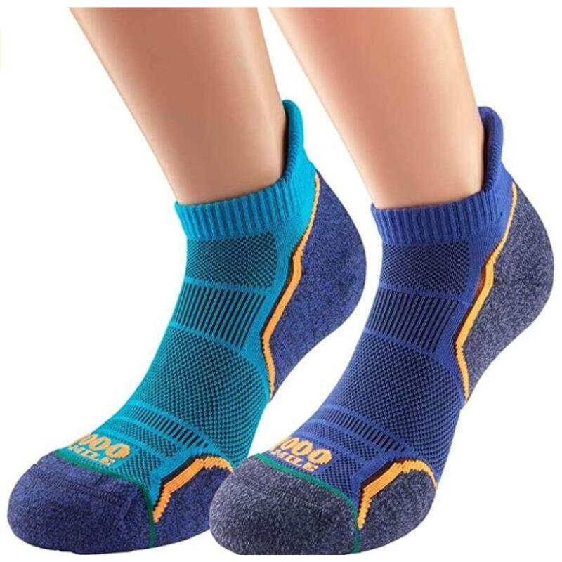 1000 Mile 2263 Run Socklet Twin Pack
