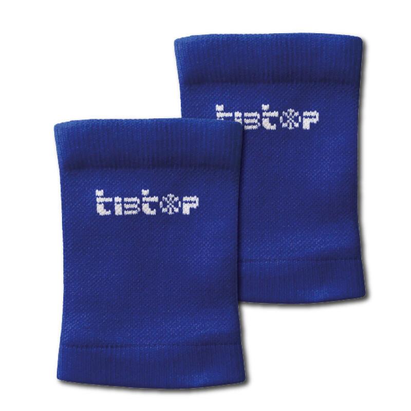 Soportes para espinilleras TIBTOP® azul
