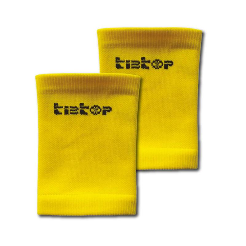 Soportes para espinilleras TIBTOP® granate
