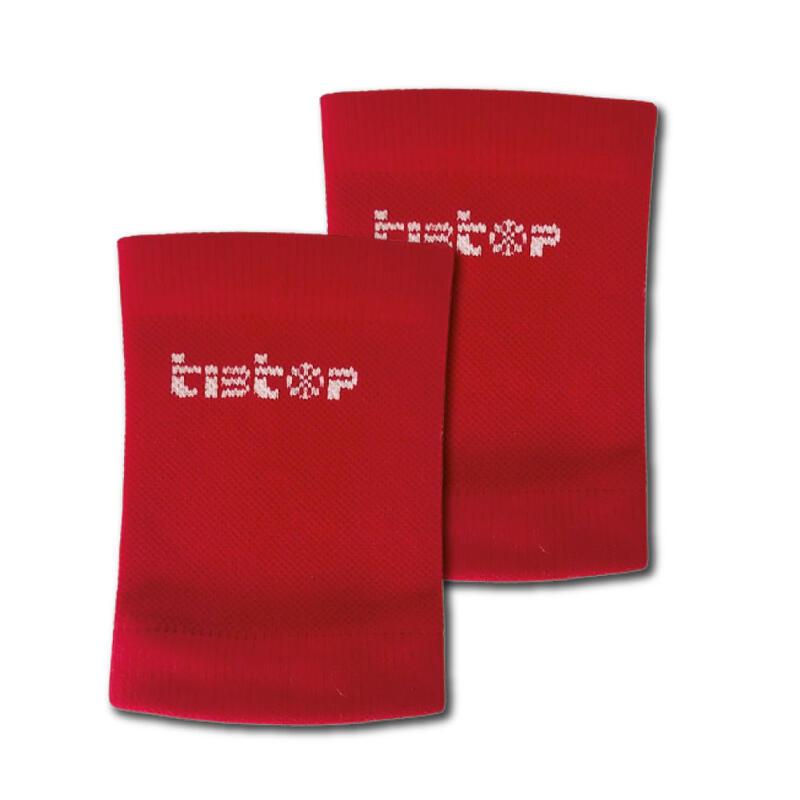 Soportes para espinilleras TIBTOP® Rojo