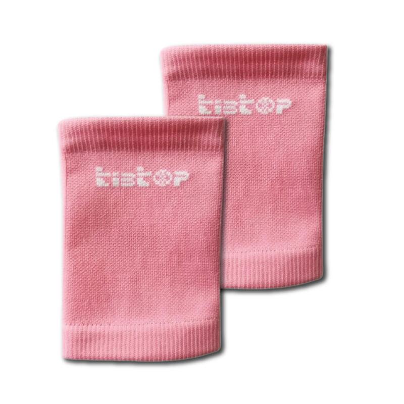 Soportes para espinilleras TIBTOP® rosado