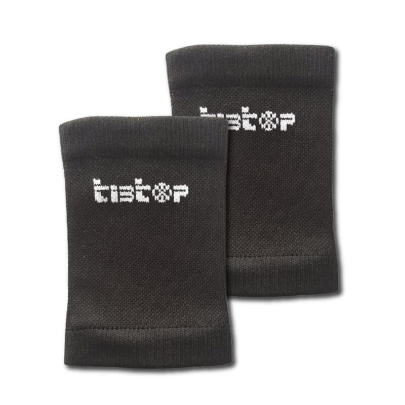 Soportes para espinilleras TIBTOP® negro