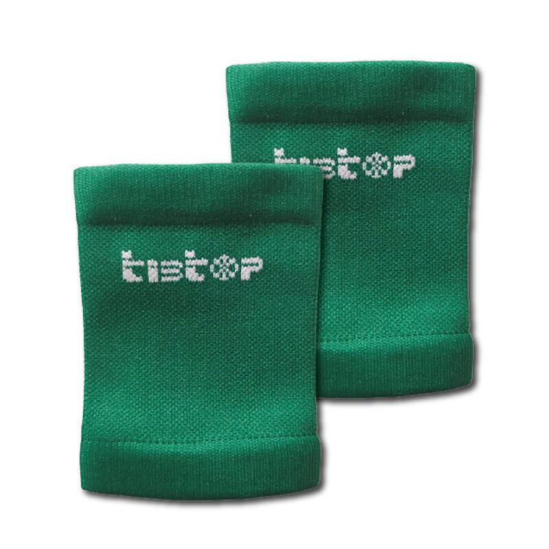 Soportes para espinilleras TIBTOP® verde