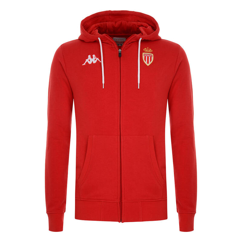 Sweat enfant AS Monaco 2020/21 aigrut