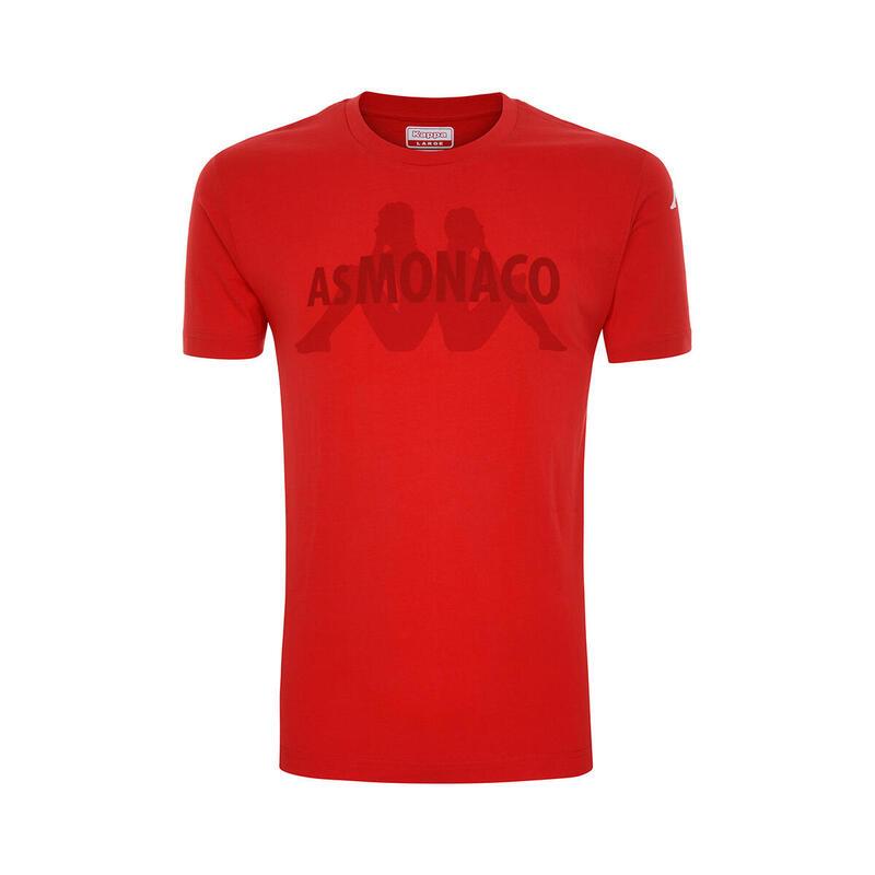 T-shirt AS Monaco 2020/21 avlei
