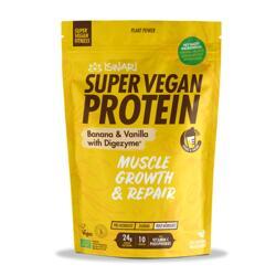 Super Vegan Protein Banana e Baunilha com Digezyme