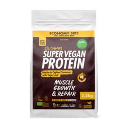 Super Vegan Protein Mocha e Ceylon Cinnamon com Digezyme
