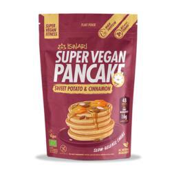 Super Vegan Pancake Batata Doce e Canela
