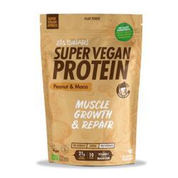 Super Vegan Protein Amendoim e Maca