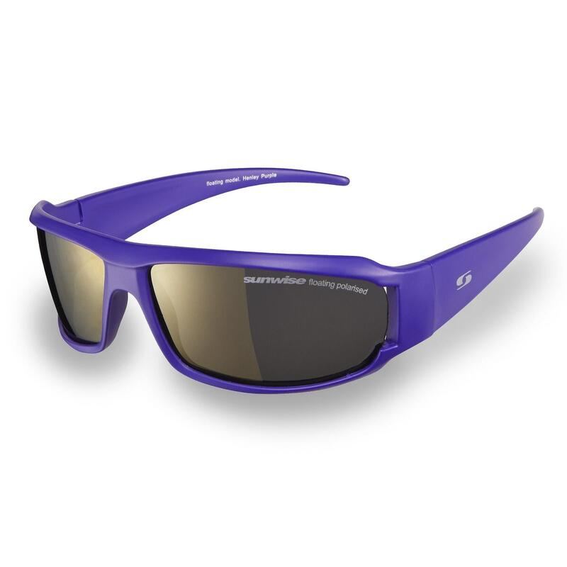 Sunwise Henley Sunglasses,Purple