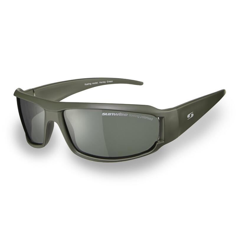 Sunwise Henley Sunglasses,Green