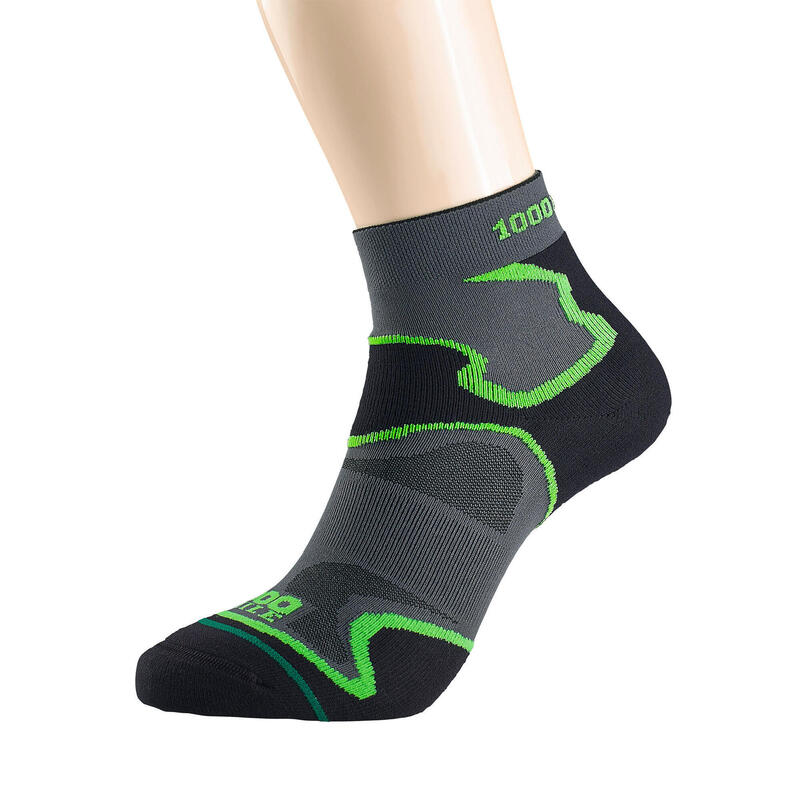 1000 Mile 2026 Double Layer Fusion Anklet Sock Ladies