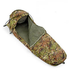 Defcon 5 tent Bivi - compacte shelter- slechts 1700 gram - Camo VI