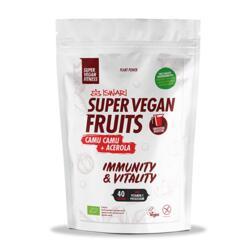 Super Vegan fruits Camu camu e Acerola