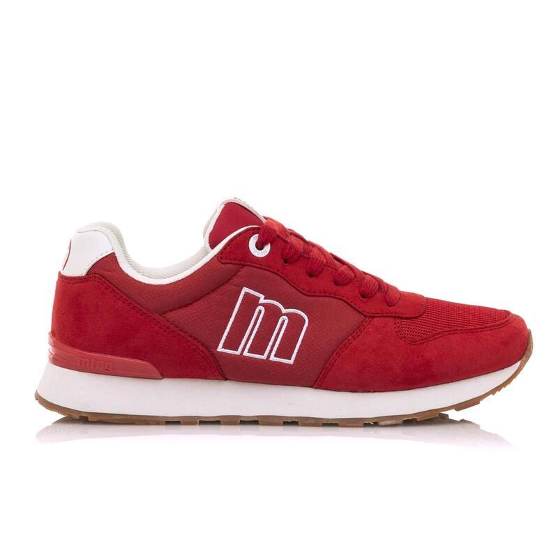 Sneaker Mujer MTNG JOGGO rojo