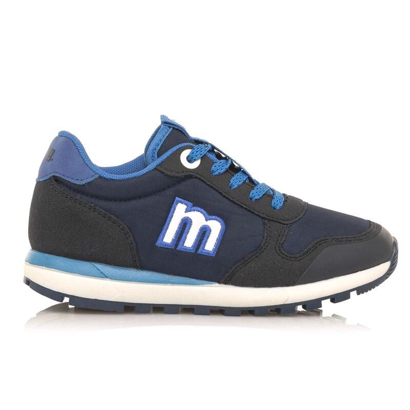 Sneaker Niño MTNG CASTY azul