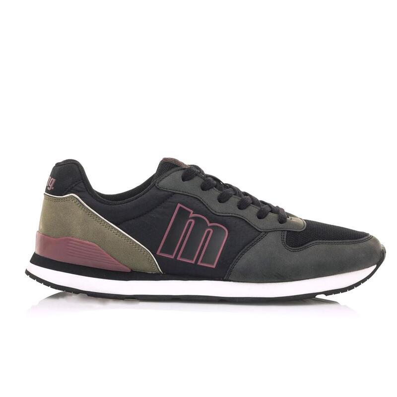 Sneaker Hombre MTNG JOGGO negro