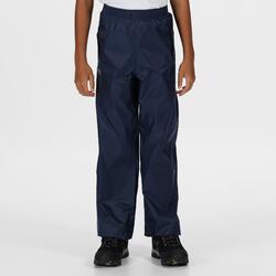 Pack It waterdichte wandeloverbroek voor kinderen - Donkerblauw