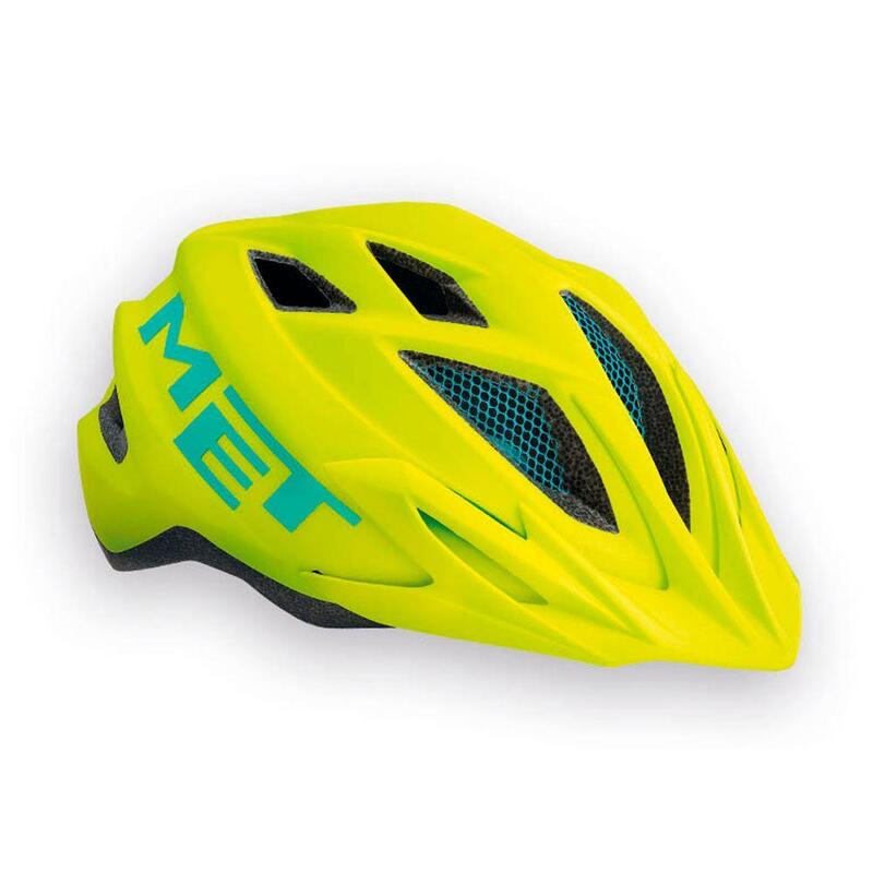MET Crackerjack Youth Helmet Unisize 52-57cm