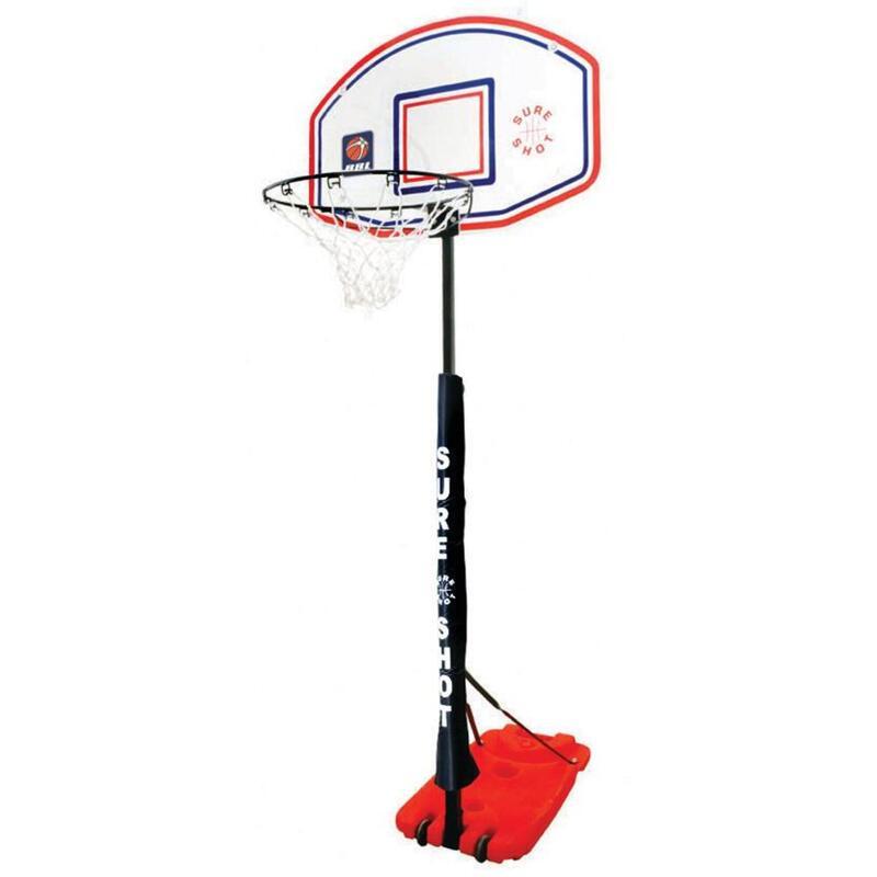 Sure Shot Hot Shot Basketball Hoop