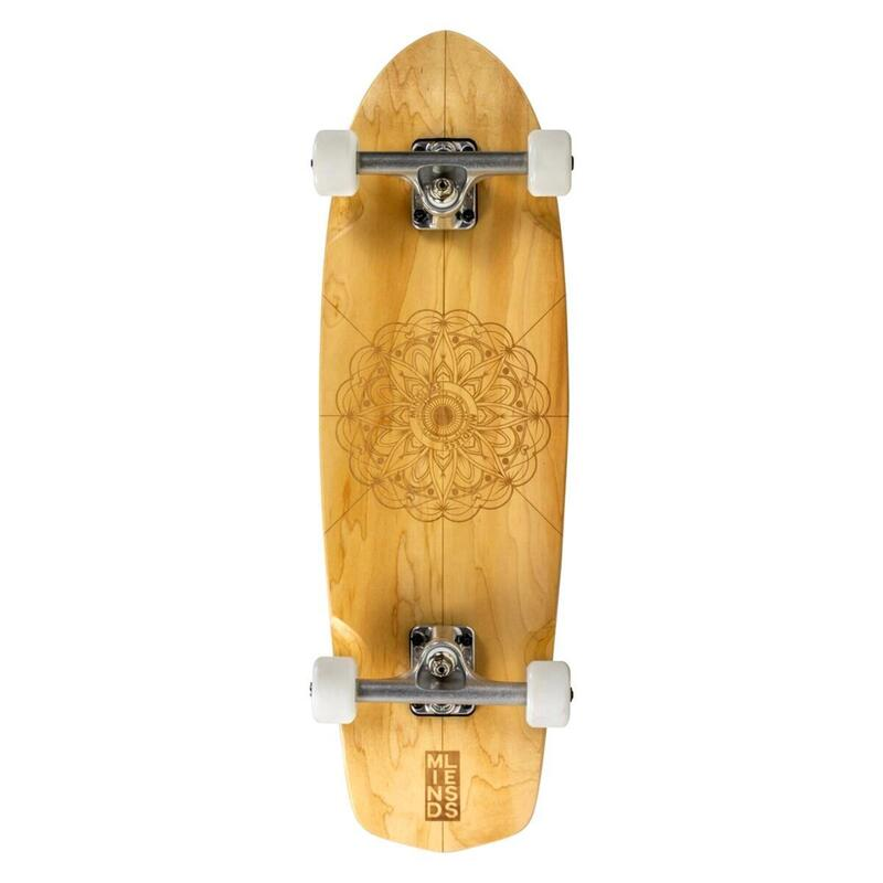 Cruiser Mindless Mandala Gen X Wood