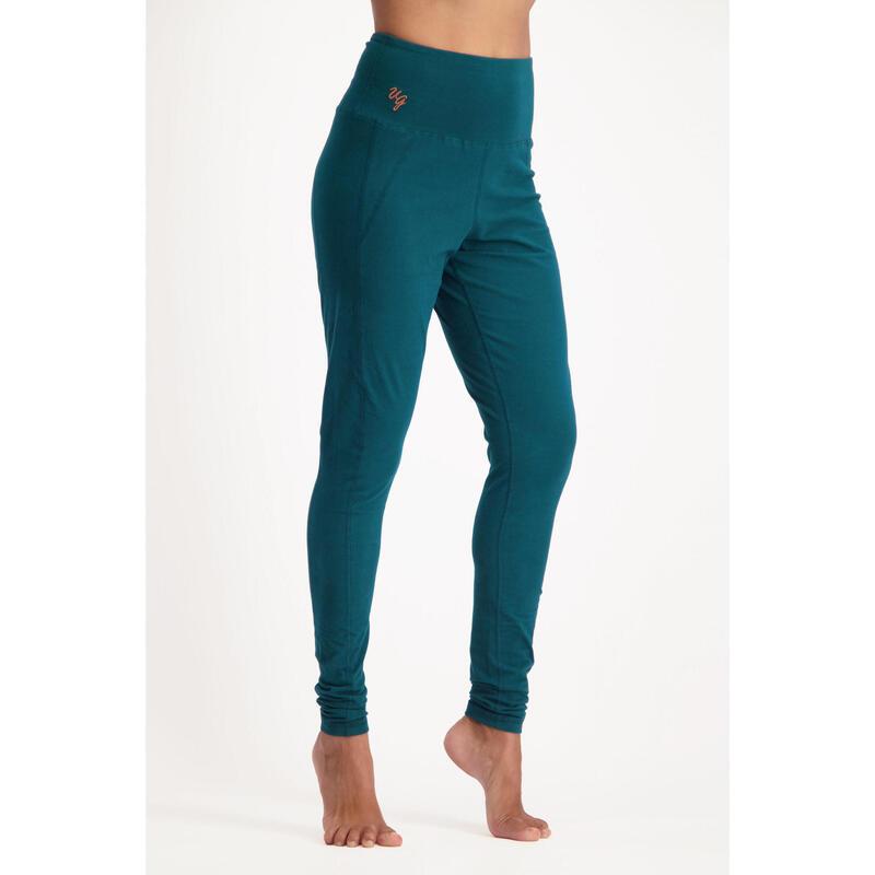 Legging de yoga Zen - Legging ample taille haute confortable - Pine