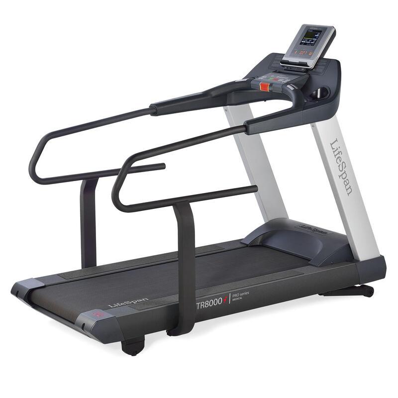 LifeSpan Fitness Rehabilitation TreadmillTR8000i, 5HP (AC) engine