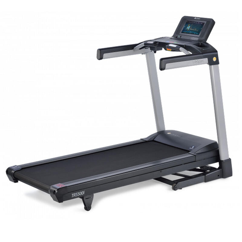 Treadmill TR5500iT, strong 4HP engine, ideal for athletes