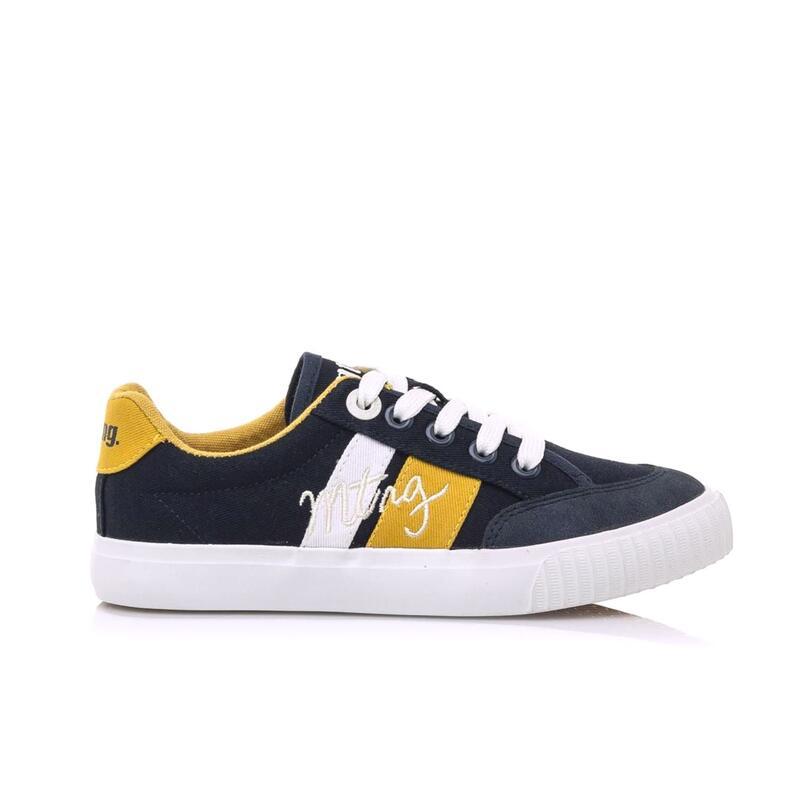 Sneaker Niño MTNG TOM azul