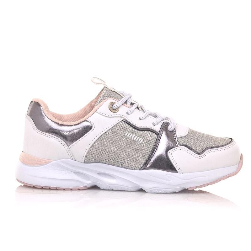 Sneaker Niño MTNG DRIZZY blanco