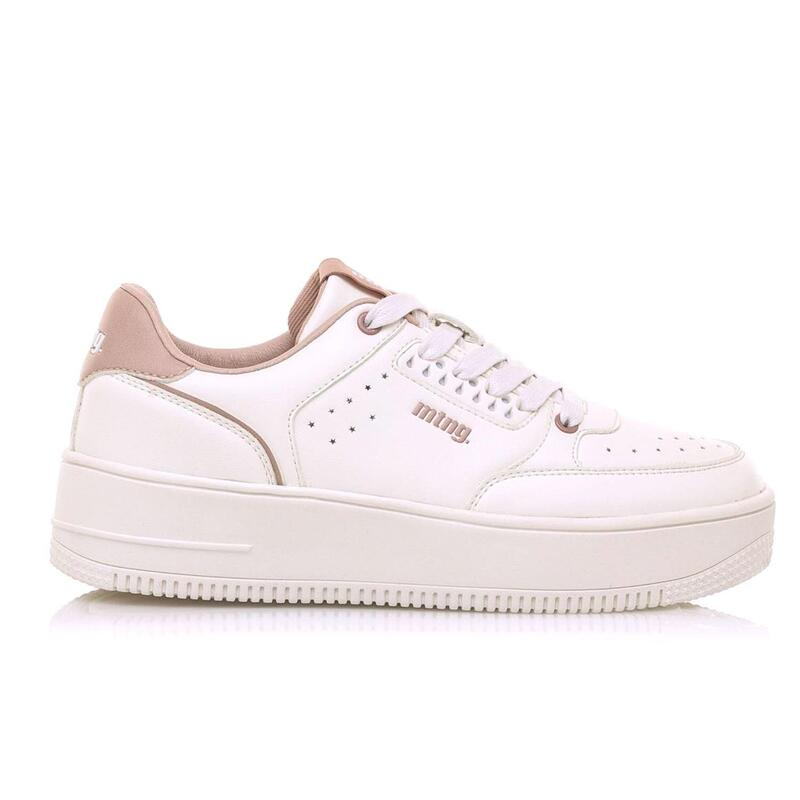 Sneaker Mujer MTNG CLUED blanco