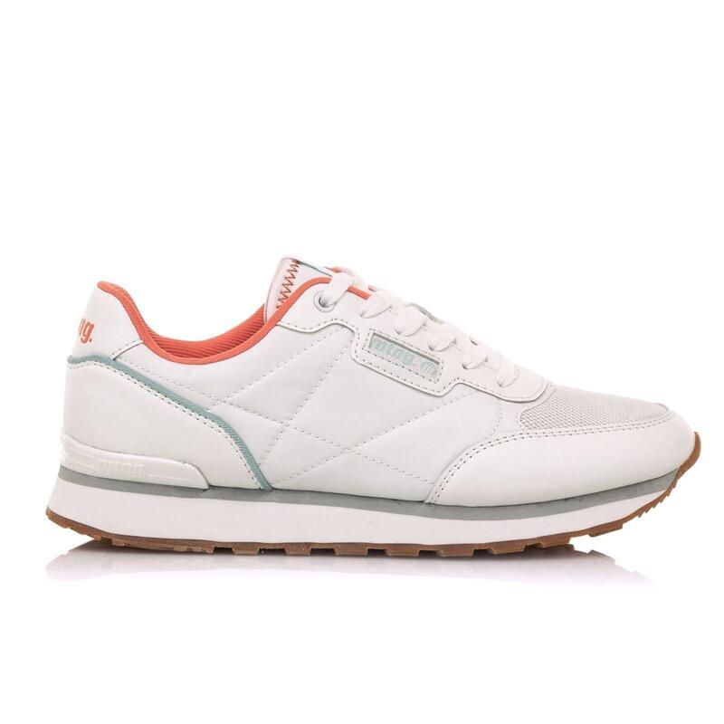 Sneaker Mujer MTNG JOON blanco