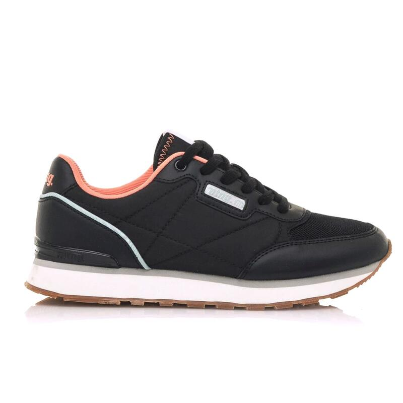 Sneaker Mujer MTNG JOON negro