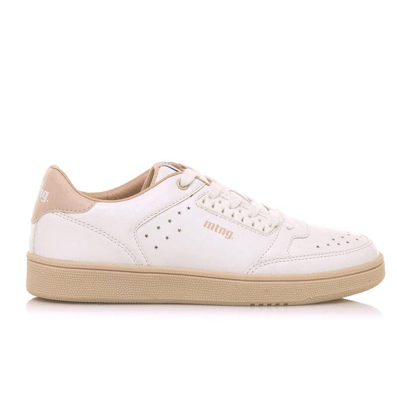 Sneaker Mujer MTNG CLUI blanco