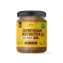 Super Vegan Nut Butter 100% amendoim torrado