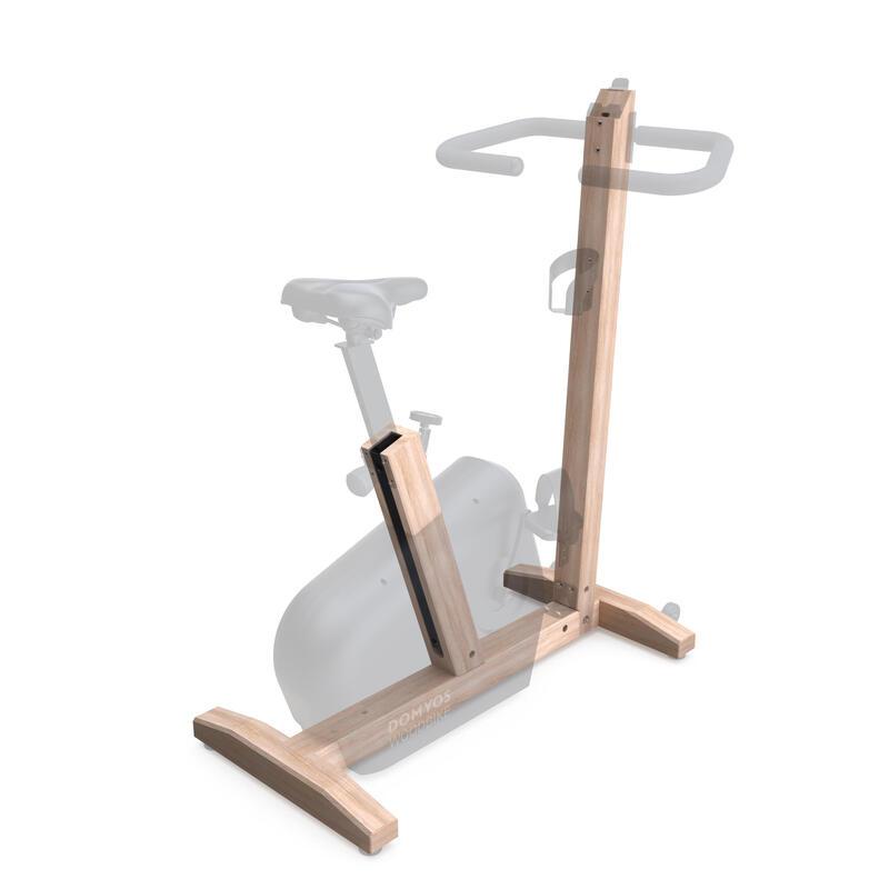 Reconditionné - Vélo d'appartement en bois Woodbike (partie bois 1/2) - Très bon